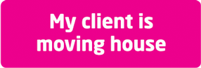 Move Me In - Client is moving house